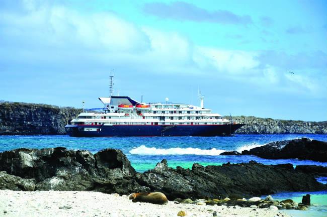 """Debuta nuevo barco de Silversea a finales del 2013 """"Silver Galápagos"""""""