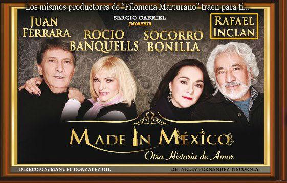Made In México: Otra Historia De Amor