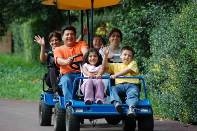 El verano se vive en Xochitla Parque Ecológico