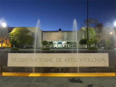 Actividades complementarias del Museo Nacional de Antropología e Historia.