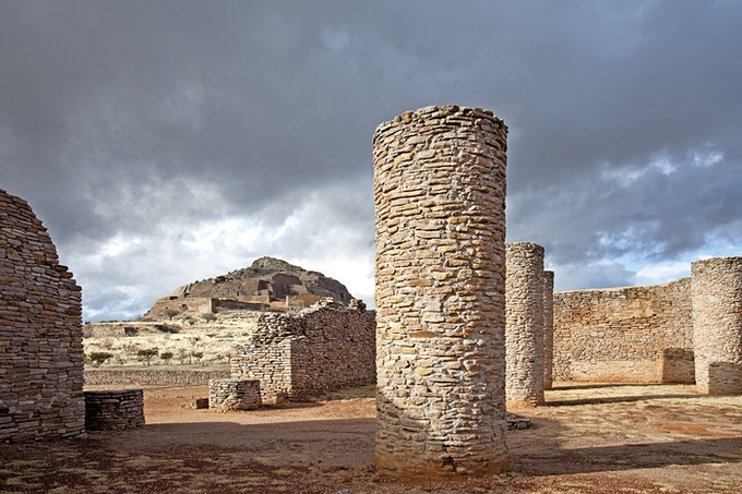 Sitio arqueológico La Quemada