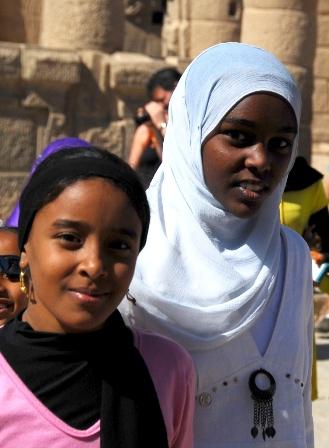 Rostros de Egipto