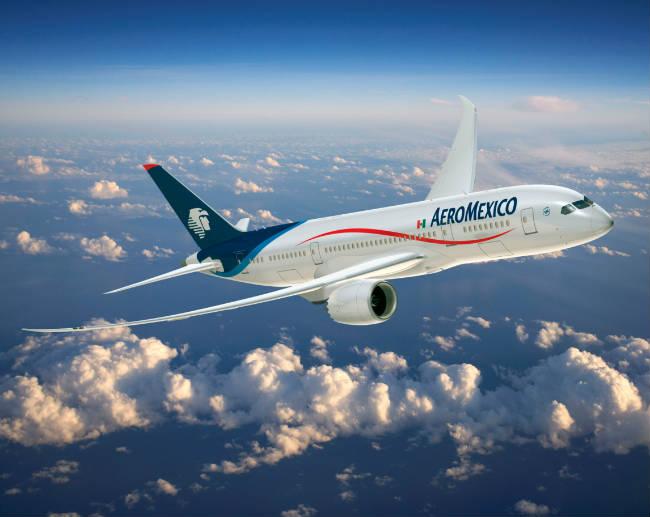 Aeroméxico renueva Salón Premier en Guadalajara