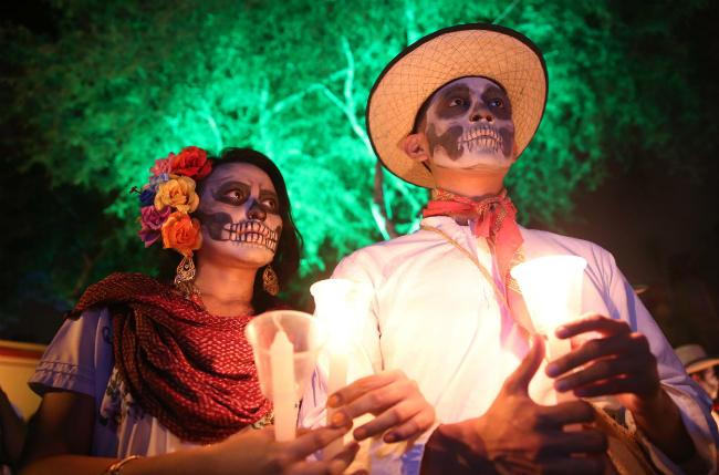 El Festival de las Animas de Mérida