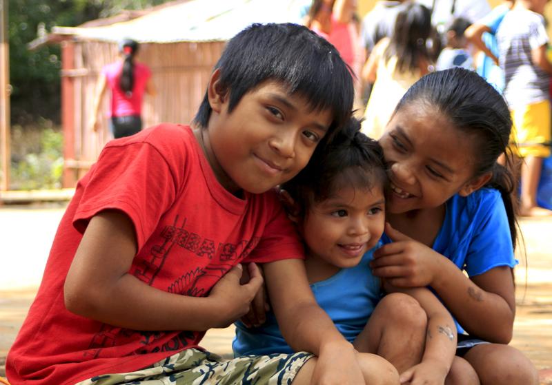 Sembrando alianzas para apoyar a la infancia