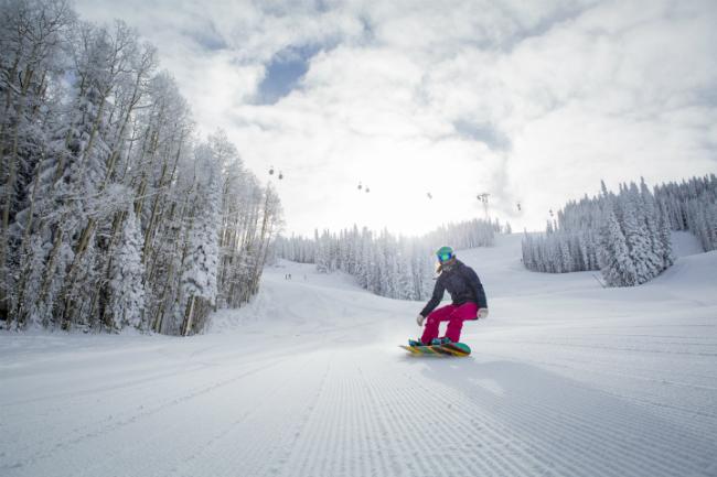 Aspen, toda una aventura en la nieve
