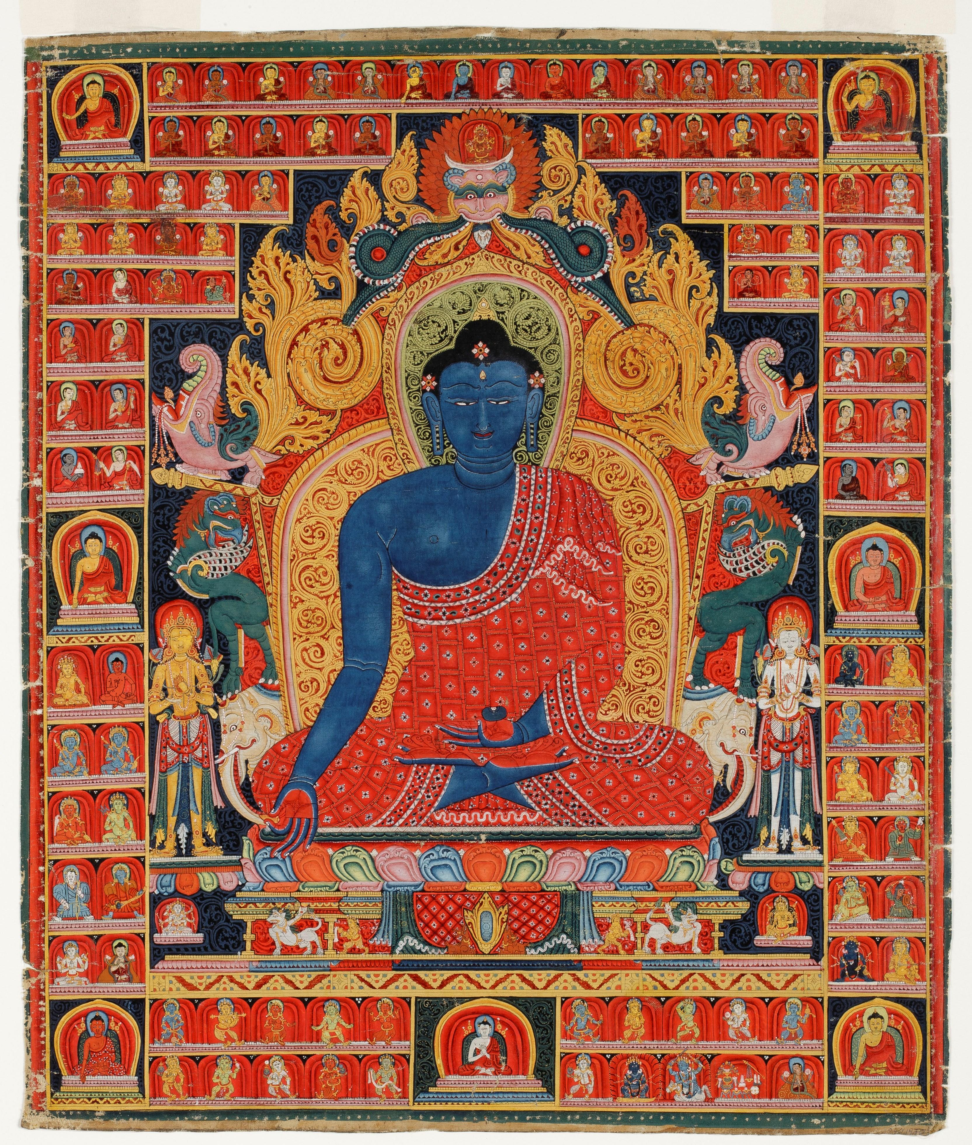 Arte de la India llega al Museo de Antropología
