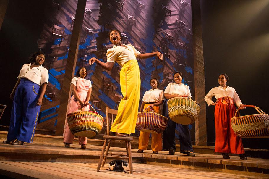 ¡The Broadway Collection recibió nueve Tony Awards!