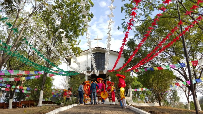 La Fiesta de la Ceniza en Carácuaro
