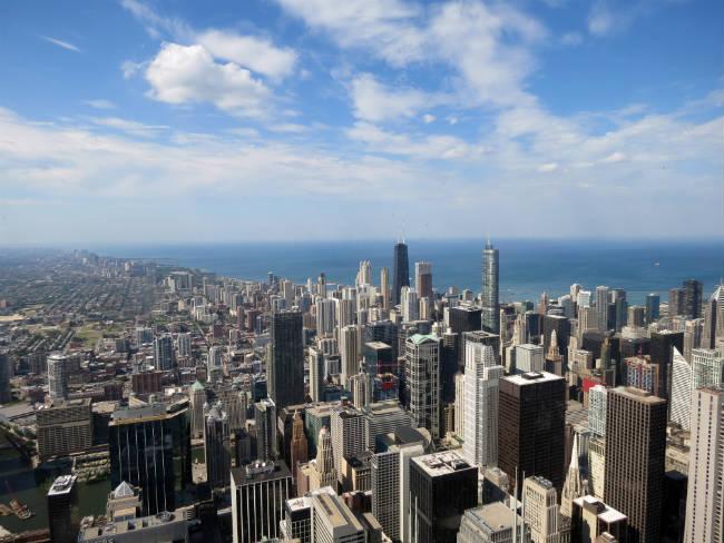 Vuelos diarios a Chicago
