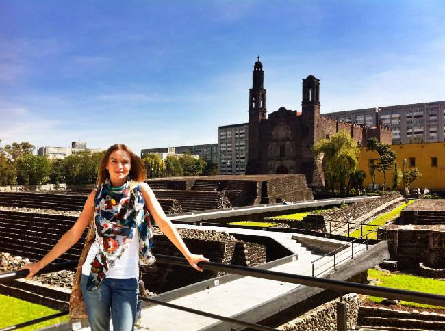 Chloe Visita México