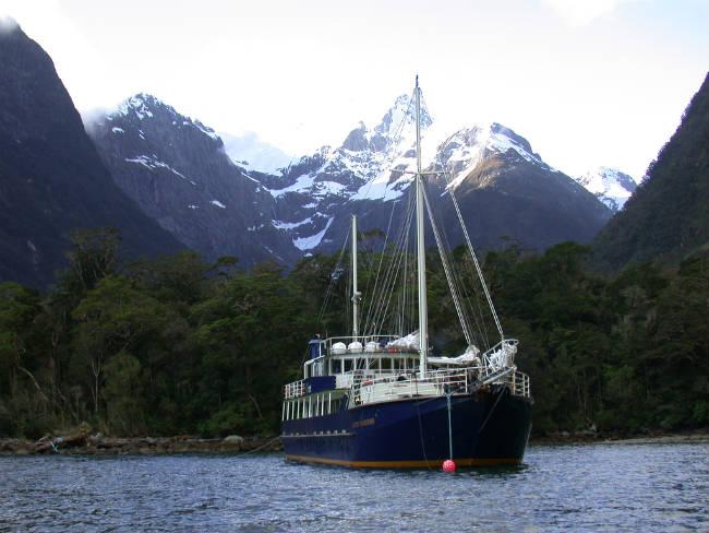 Fiordos de Nueva Zelanda, maravilla natural