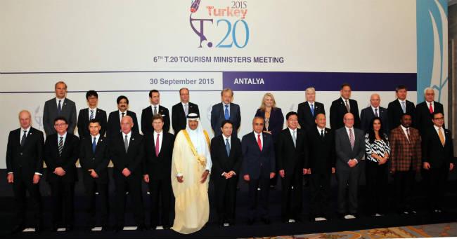 México en la Sexta Reunión de Ministros de Turismo del G-20