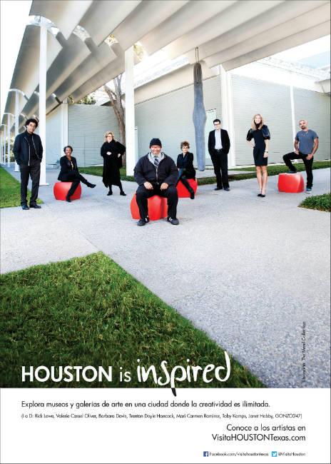 Houston, ciudad del arte