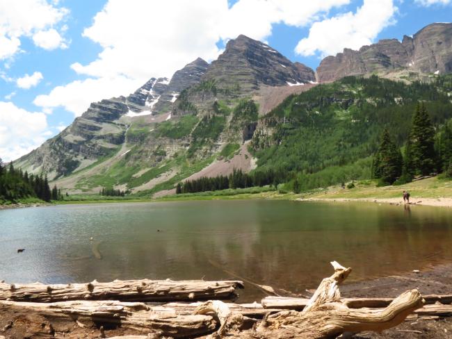 Vive el verano en las montañas