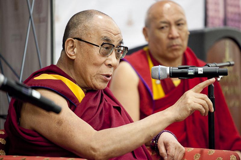 El Dalai Lama regresa a México