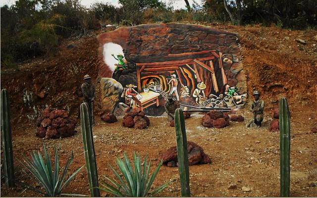 Sangre de Cristo, el encanto minero de Guanajuato