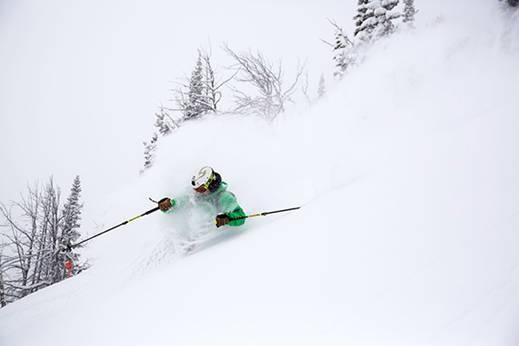Tormenta de nieve: Unos la sufren mientras otros la disfrutan