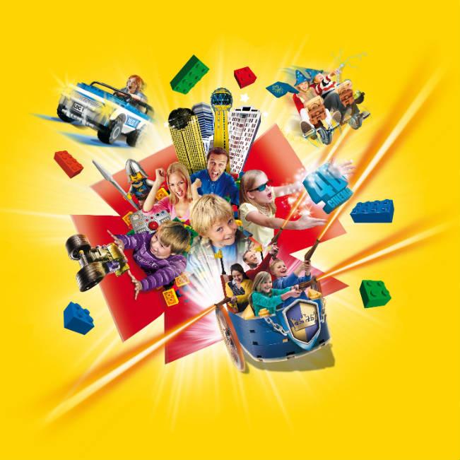 En 2016, Abrirán Legoland Discovery Center en Arizona Mills
