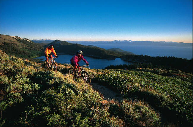 Actividades de verano en el sur de Tahoe