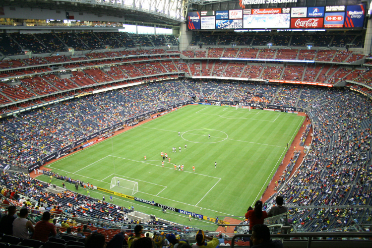 Houston, Texas, sede de La Copa América Centenario 2016