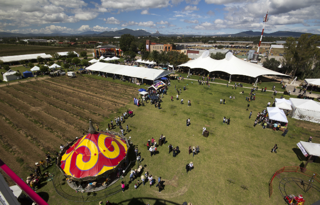 El Wine Circus Fest 2017 de La Redonda