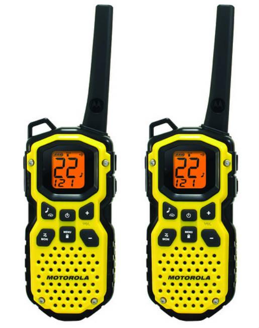 Radios de dos vías sumergibles y flotantes