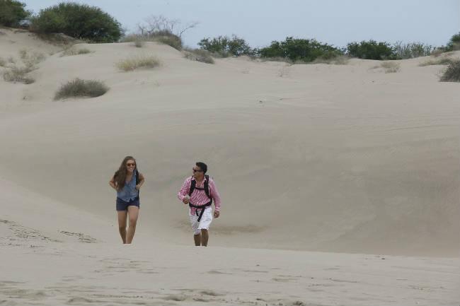 Promocionan a Sinaloa en la feria de turismo de naturaleza y aventura