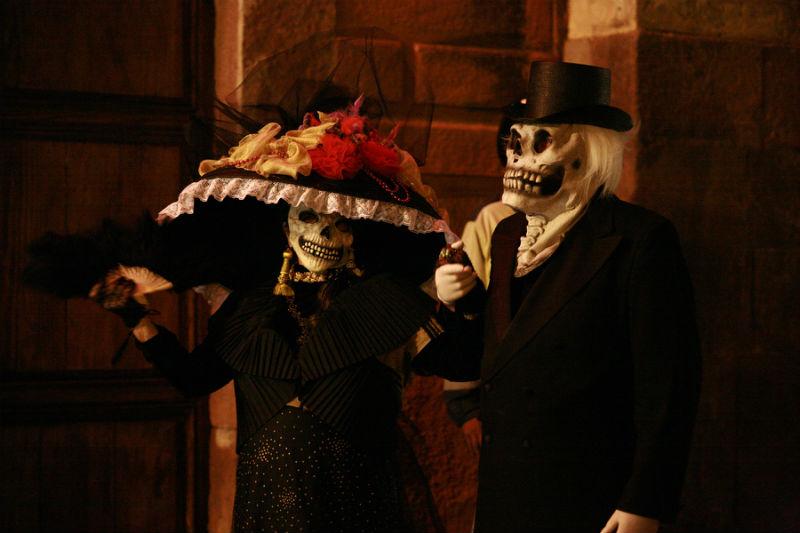 Día de Muertos en San Miguel de Allende.