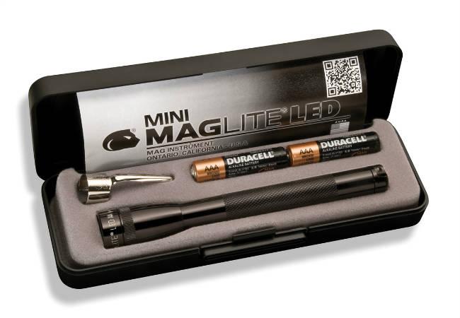 Linterna Mini Mag- Lite Led