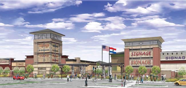 St. Louis Premium Outlets abre en agosto