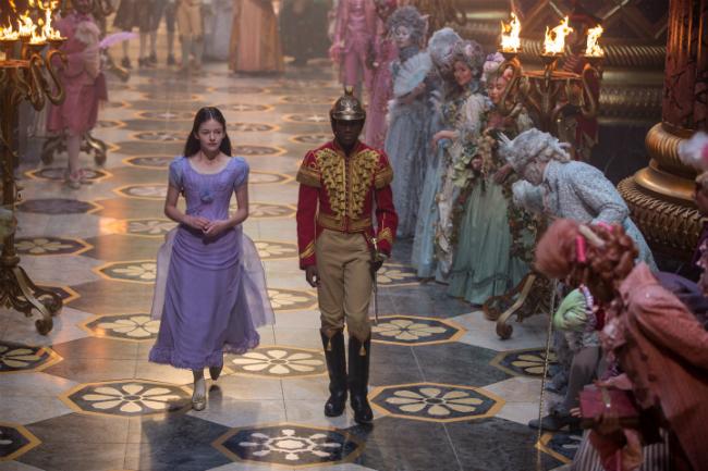 El Cascanueves y los cuatro reinos estará en cines el 2 de Noviembre