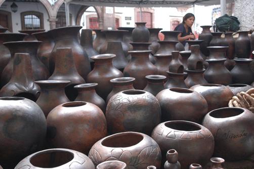 Arranca Feria de Michoacán en Coyoacán