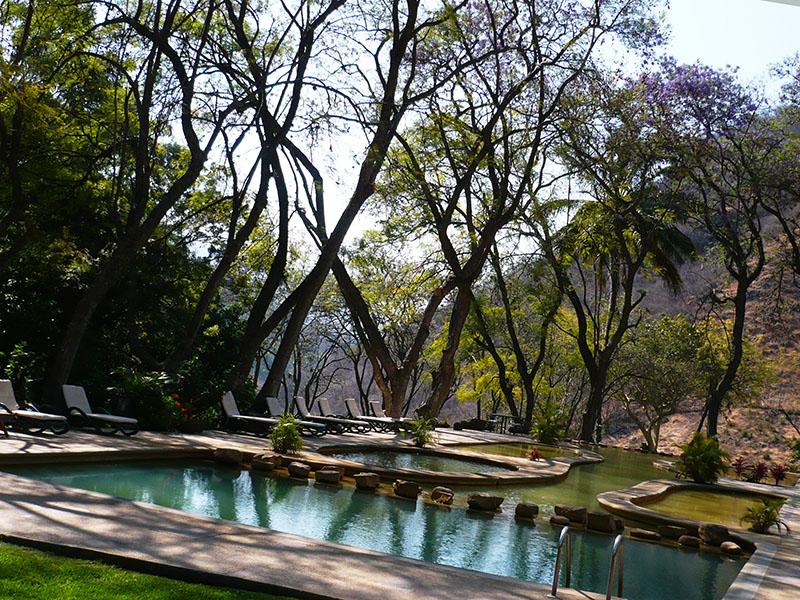Agua Blanca: Un lugar natural para vacacionar este verano.
