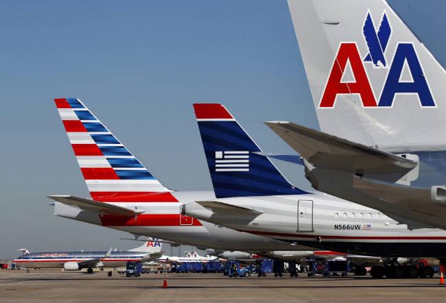 AA y US Airways ofrecen código compartido en red global