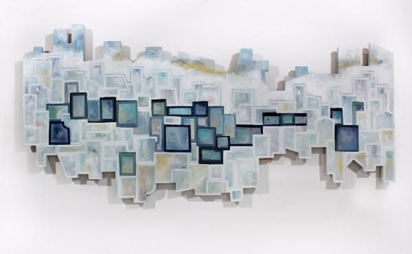 La Galería de Arte Archway Gallery en Houston Presenta: Tinta Azul Corre Por Sus Venas