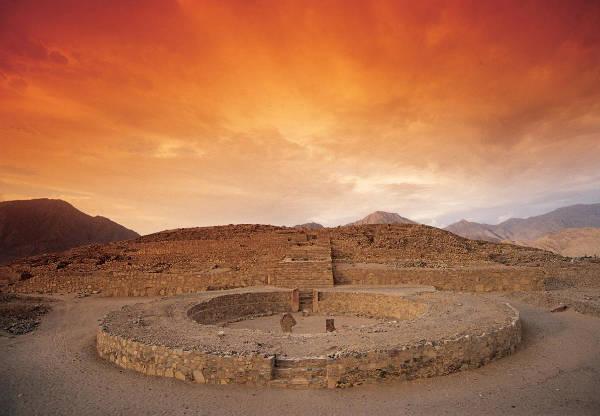 Caral, la civilización más antigua en América