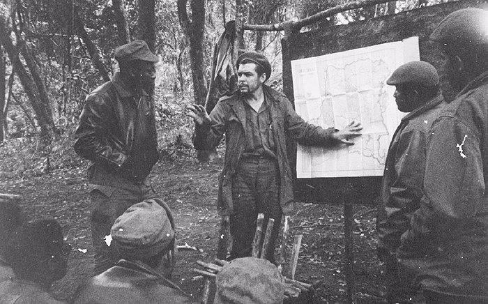 Una odisea africana del Che