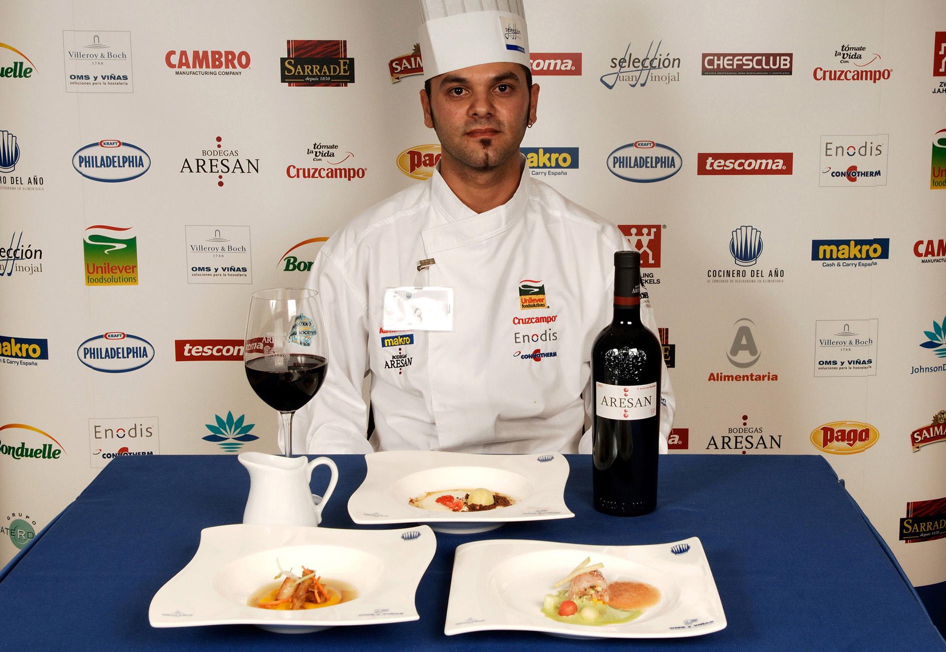 Concurso Cocinero del Año México
