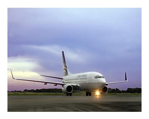 Copa Airlines en busca de un mejor ambiente