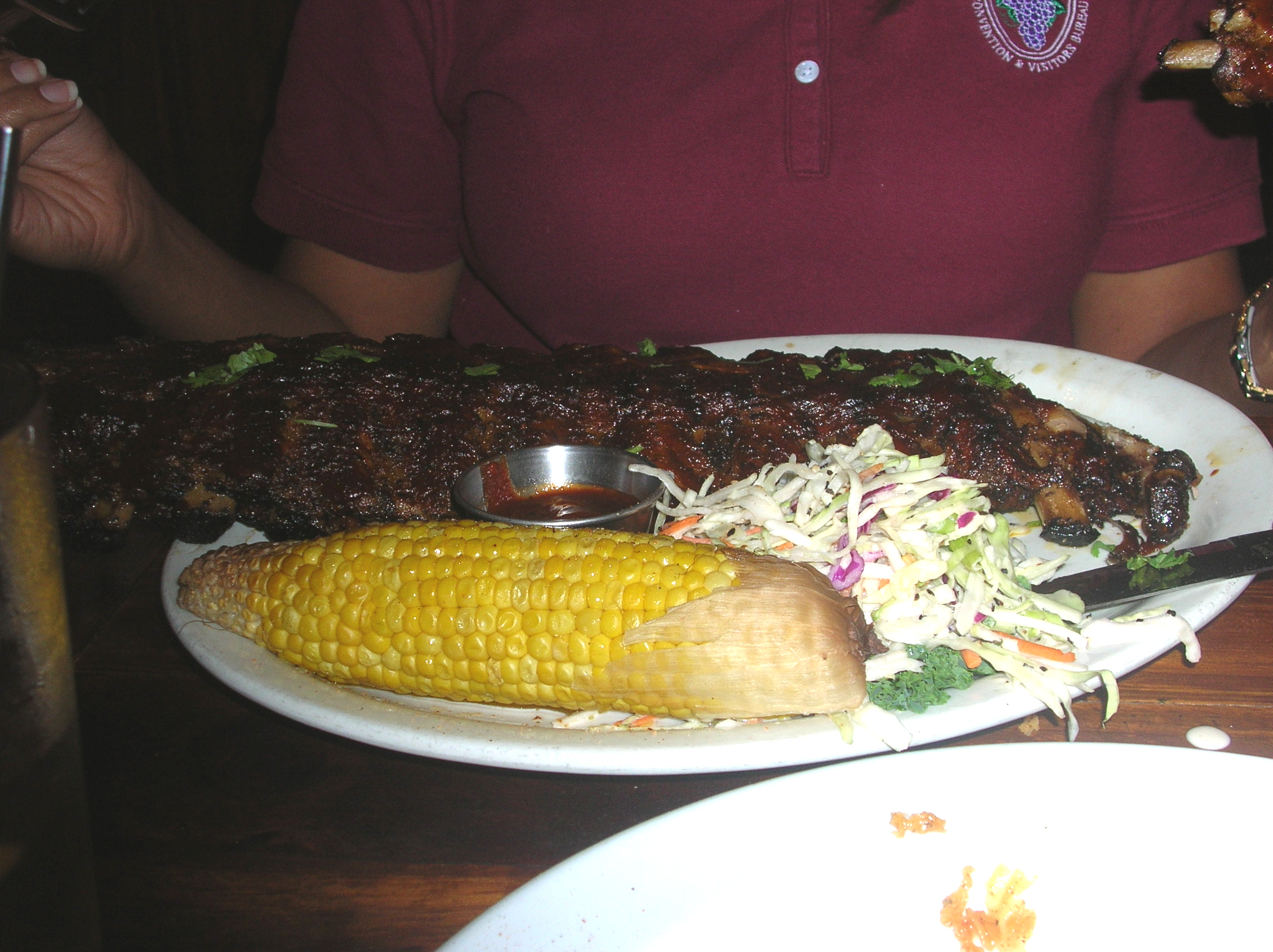 Texas: Barbecue, Chili y Tex-Mex