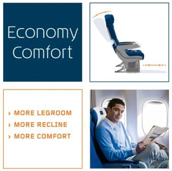 Nueva clase economica de KLM