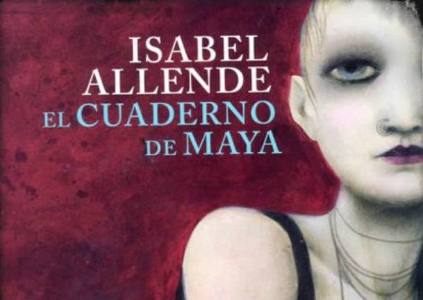 De Isabel Allende El Cuaderno De Maya