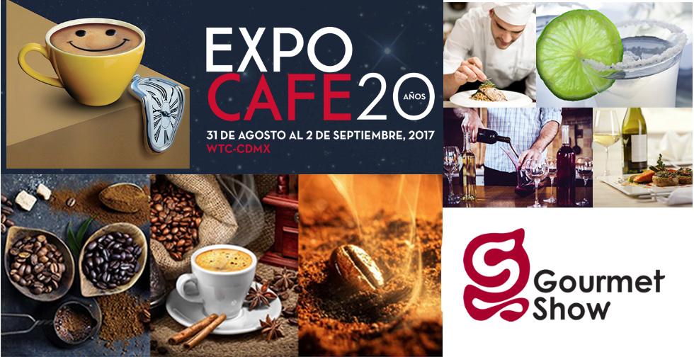 Dan inicio Expo Café y el Gourmet Show