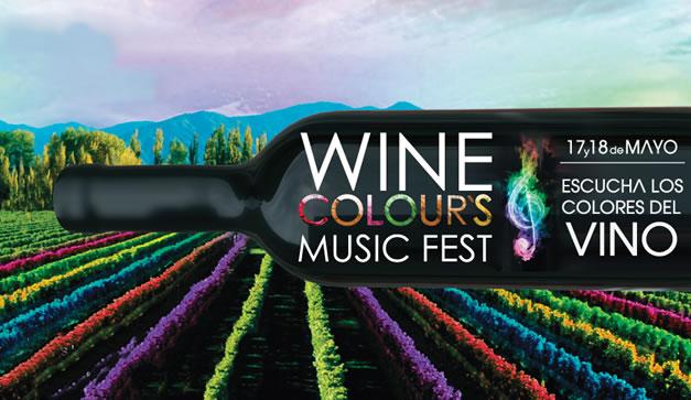 Escucha los colores del vino
