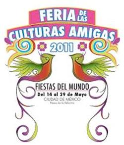 3a Feria de las Culturas Amigas de la Ciudad de México