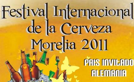 Festival Internacional de la Cerveza en Morelia 2011