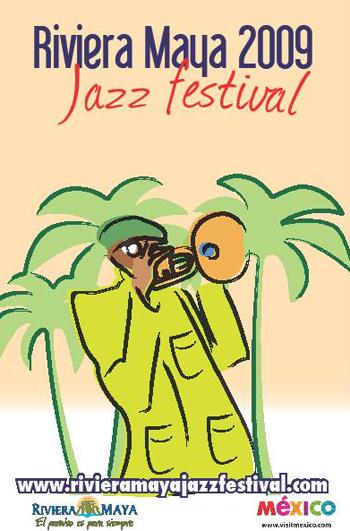 Festival de Jazz de la Riviera Maya 2009