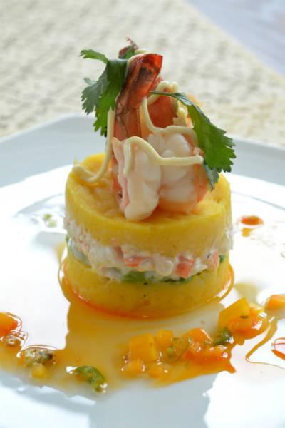 Festival gastronómico de Perú en el María Isabel