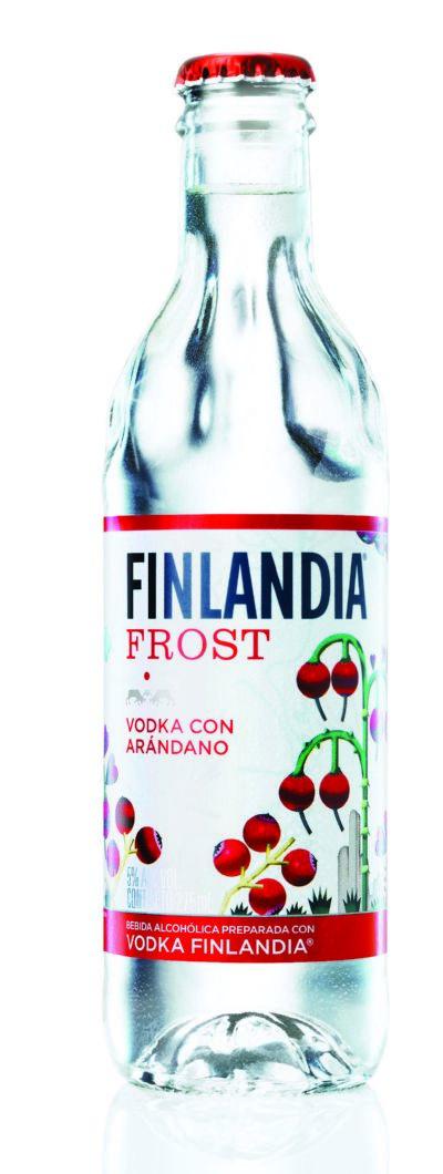 Ya en México Finlandia Frost
